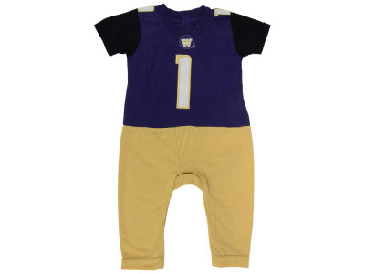 Washington Huskies NCAA Newborn Jersey Coverall