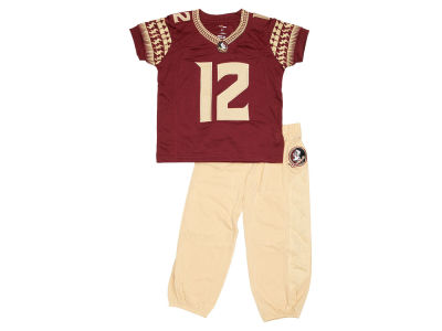Florida State Seminoles NCAA Toddler Jersey Pant Set