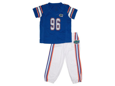 Florida Gators NCAA Toddler Jersey Pant Set