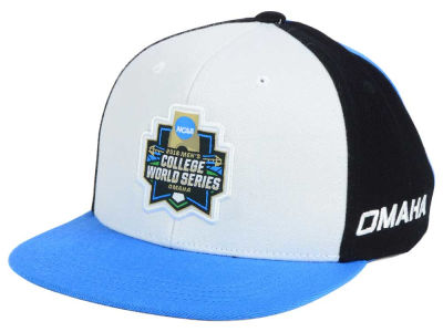 NCAA College World Series Youth Venture Snapback Cap