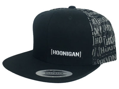 Hoonigan Tail Lights Trucker Hat