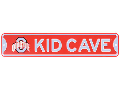 Ohio State Buckeyes Kid Cave Sign