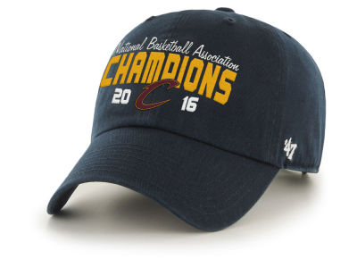 Cleveland Cavaliers '47 NBA 2016 Finals Champ '47 CLEAN UP Cap