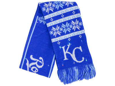 Kansas City Royals Light Up Ugly Sweater Scarf