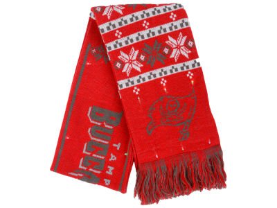 Tampa Bay Buccaneers Light Up Ugly Sweater Scarf