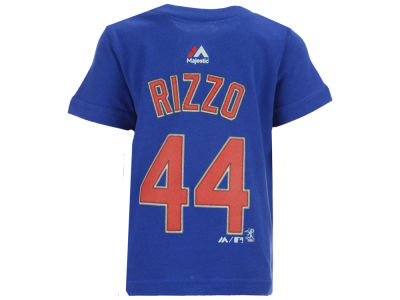 Chicago Cubs Anthony Rizzo MLB Infant Official Player T-Shirt