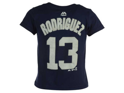 New York Yankees Alex Rodriguez MLB Infant Official Player T-Shirt