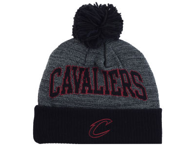 Cleveland Cavaliers Mitchell and Ness NBA Black Board Knit