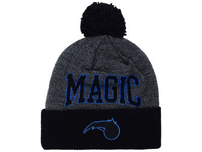Orlando Magic Mitchell and Ness NBA Black Board Knit