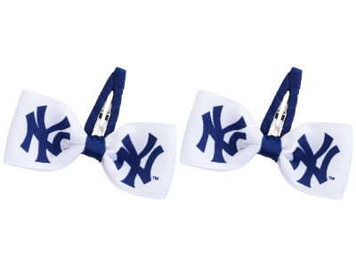 New York Yankees Hair Clipplies