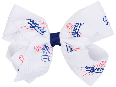 Los Angeles Dodgers Junior Bow