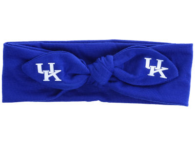 Kentucky Wildcats Knotted Cotton Bow Headband