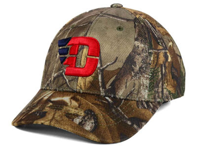 Dayton Flyers Top of the World NCAA Realtree XB1 Camo Cap