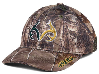 Charlotte 49ers Top of the World NCAA Realtree XB1 Camo Cap