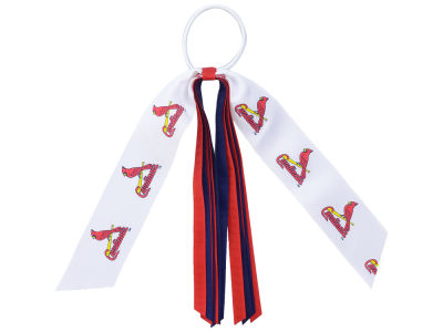 St. Louis Cardinals Ponytail Streamer