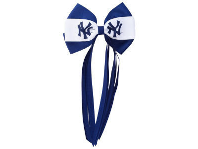New York Yankees Streamer Bow