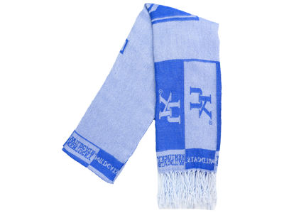 Kentucky Wildcats Crinkle Winter Scarf