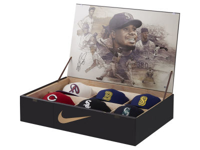 Seattle Mariners Ken Griffey Jr. Nike MLB Hall of Fame Box Set