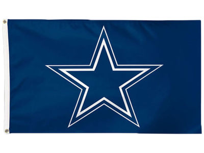 Dallas Cowboys Flag - 3' X 5'