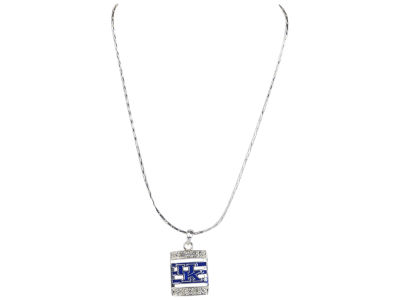 Kentucky Wildcats Square Striped Necklace