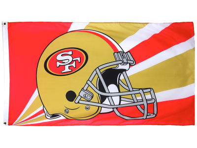 San Francisco 49ers Flag 3x5
