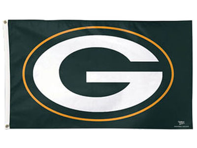 Green Bay Packers Flag - 3' X 5'