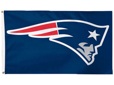 New England Patriots Flag - 3' X 5'