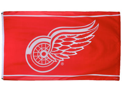 Detroit Red Wings Flag 3x5