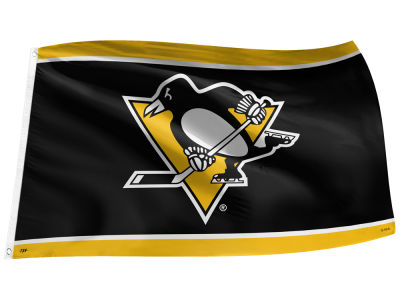 Pittsburgh Penguins Flag - 3' X 5'