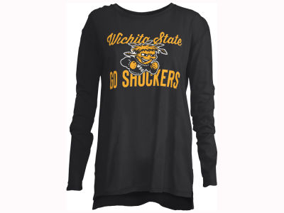 Wichita State Shockers NCAA Women's Noelle Long Sleeve T-Shirt