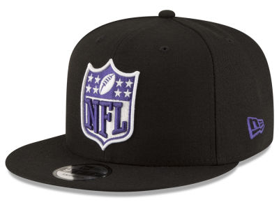 Baltimore Ravens New Era NFL Team Shield 9FIFTY Snapback Cap