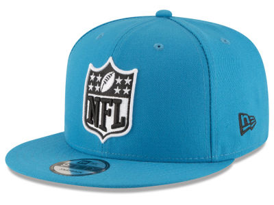 Carolina Panthers New Era NFL Team Shield 9FIFTY Snapback Cap