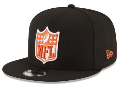 Cincinnati Bengals New Era NFL Team Shield 9FIFTY Snapback Cap