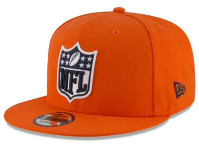 Denver Broncos New Era NFL Team Shield 9FIFTY Snapback Cap