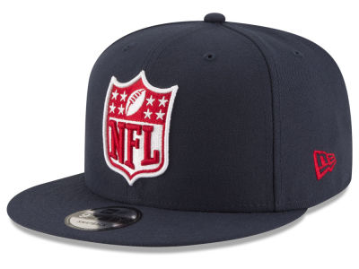 Houston Texans New Era NFL Team Shield 9FIFTY Snapback Cap