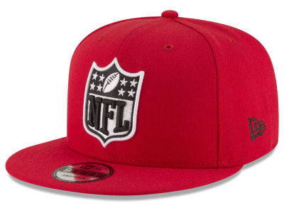 Kansas City Chiefs New Era NFL Team Shield 9FIFTY Snapback Cap