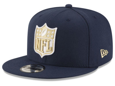 Los Angeles Rams New Era NFL Team Shield 9FIFTY Snapback Cap