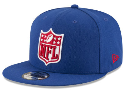 New York Giants New Era NFL Team Shield 9FIFTY Snapback Cap