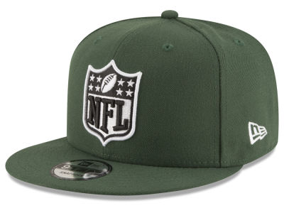 New York Jets New Era NFL Team Shield 9FIFTY Snapback Cap
