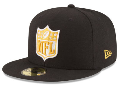 Pittsburgh Steelers New Era NFL Team Shield 9FIFTY Snapback Cap
