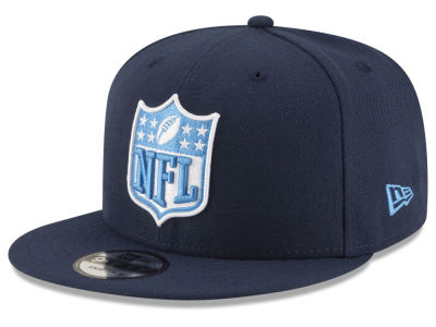 Los Angeles Chargers New Era NFL Team Shield 9FIFTY Snapback Cap