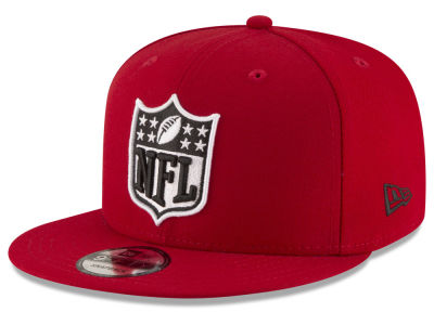 San Francisco 49ers New Era NFL Team Shield 9FIFTY Snapback Cap