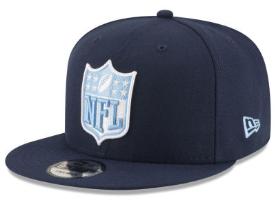 Tennessee Titans New Era NFL Team Shield 9FIFTY Snapback Cap