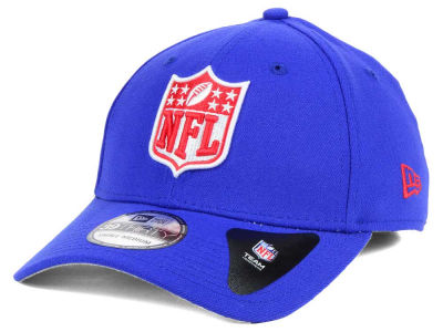 Buffalo Bills New Era NFL Team Shield 39THIRTY Cap