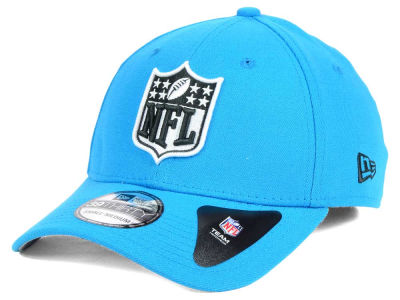 Carolina Panthers New Era NFL Team Shield 39THIRTY Cap