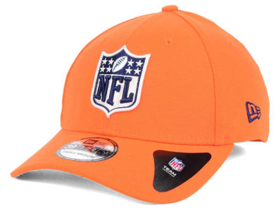 Denver Broncos New Era NFL Team Shield 39THIRTY Cap