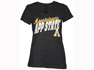 Appalachian State Mountaineers Pressbox NCAA Women's Gander T-Shirt