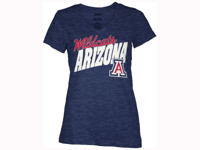 Arizona Wildcats Pressbox NCAA Women's Gander T-Shirt