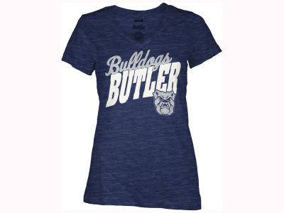 Butler Bulldogs Pressbox NCAA Women's Gander T-Shirt