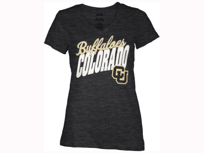 Colorado Buffaloes Pressbox NCAA Women's Gander T-Shirt